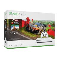 《Forza Horizon 4 LEGO Speed Champions》Xbox One S 1TB 主机套装