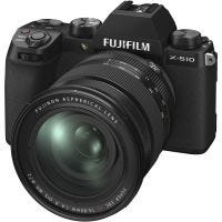X-S10 Mirrorless Camera with XF 16-80mm F4 R OIS WR  Lens Kit