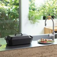 XKH-E010W ELECTRIC GRIDDLE