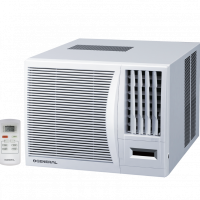 AKWR9FNR 1HP Window Type Air Conditioner with Remote Control