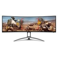 """AOC AG493UCX 49"""" 5K 32:9 CURVED MONITOR"""