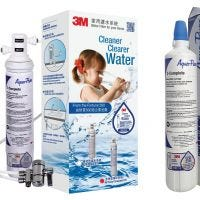 3M™ AP Easy Complete DIY (w/ diverter) with Extra cartridge refill set