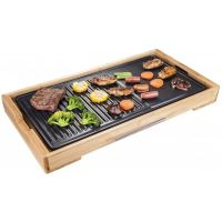 BC1305 Bamboo Electric Grill