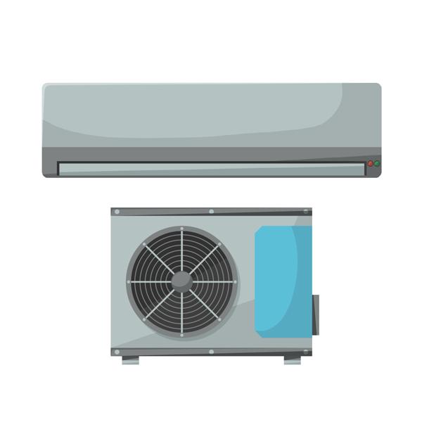 掛牆分體式冷氣機