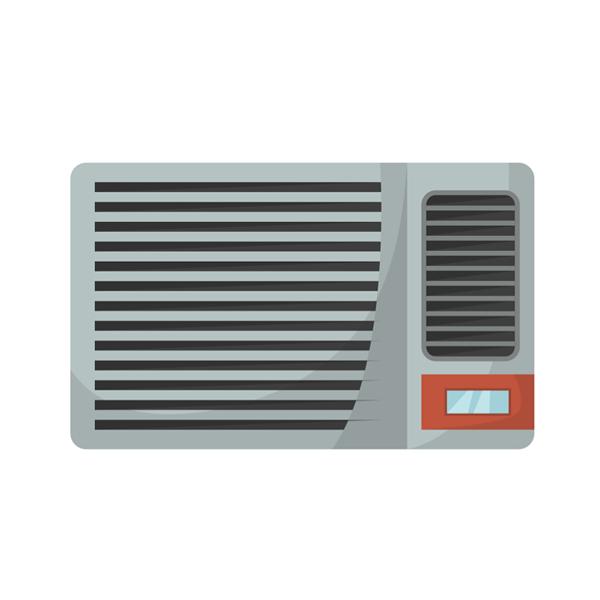 窗口式冷氣機