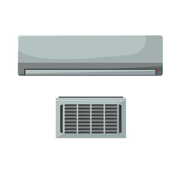 窗口分體式冷氣機